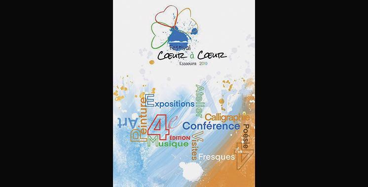 Le 4ème Festival «cœur à cœur» bientôt à Essaouira : 90 artistes-peintres réunis pour la bonne cause