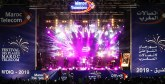 135 concerts  animés par 216 formations d'artistes lors de la 18ème édition