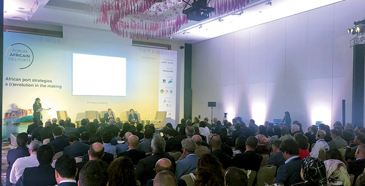 Forum africain des ports à Tanger : L'expérience marocaine mise en avant