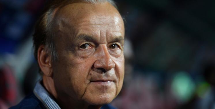 Gernot Rohr : «A la dernière minute, l'Algérie a gagné et elle le mérite»