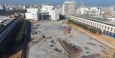 Les travaux sont réalisés à 97% : L'ouverture du Grand théâtre de Casablanca annoncée en septembre 2019