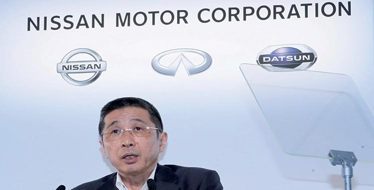 Nissan annonce la suppression de 12.500 emplois au cours des trois prochaines années