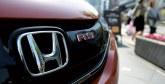Airbags défaillants : Honda rappelle 1,6 million de  véhicules