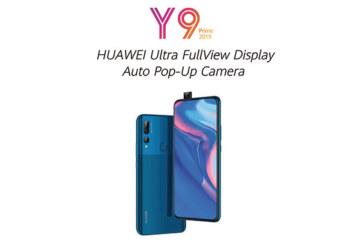 Huawei Y9 Prime surprend !
