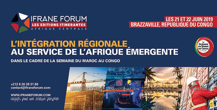 «Ifrane Forum»  : L'escale congolaise réussie