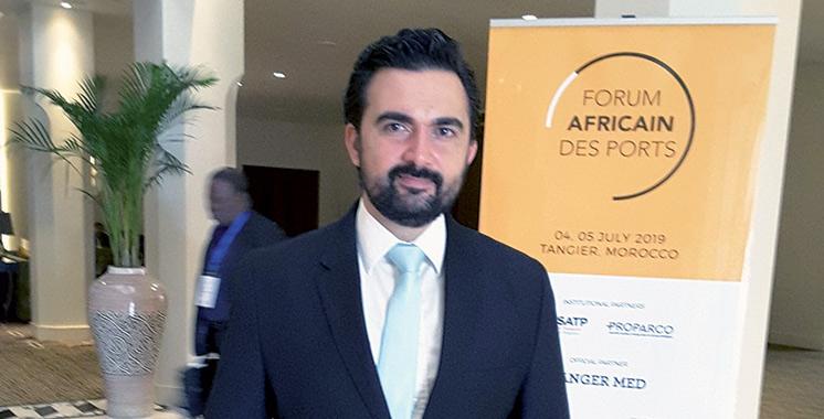 Iskander Ezzerelli : «L'expérience portuaire marocaine est tout  à fait impressionnante»