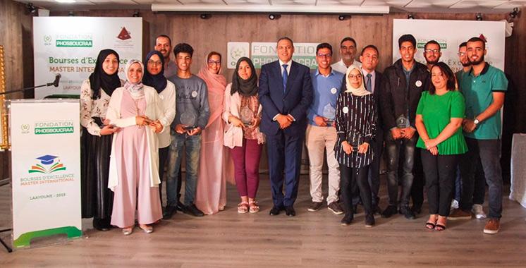 La Fondation Phosboucraa offre 11 bourses d'excellence aux étudiants issus des provinces du Sud