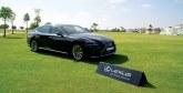 Lexus décroche le 1er prix  à l'«Open du Médical»