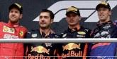Sport automobile : Verstappen (Red Bull) remporte  le Grand prix