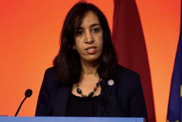 Mbarka Bouaida présidente du Conseil de la région de Guelmim-Oued Noun