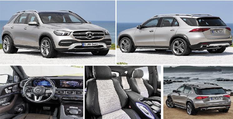 Nouvelle Mercedes-Benz GLE : De nombreuses innovations pour séduire plus de clients