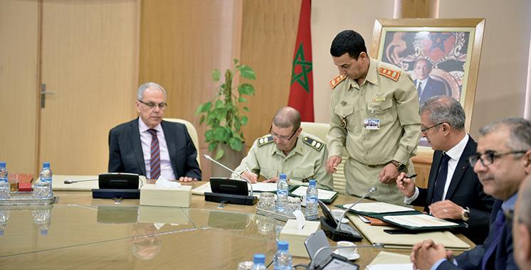 L'ONCF accorde d'importantes réductions aux militaires retraités et leurs familles