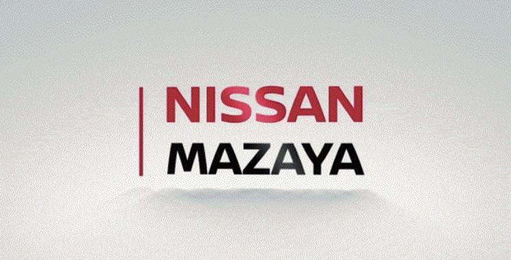 Une nouvelle offre assez flexible: Changez régulièrement de voiture avec Nissan «Mazaya»