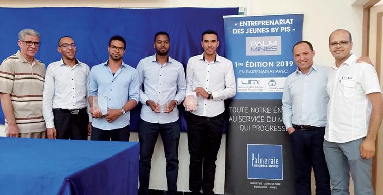 Enseignement supérieur privé : Palmines prime les gagnants du concours  Spin off by Pis