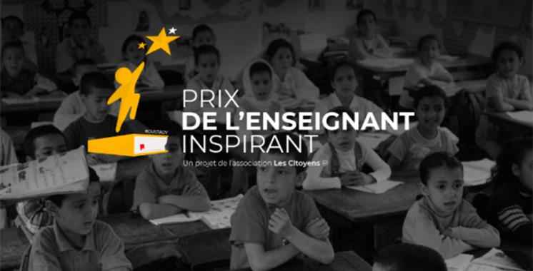 Prix de l'enseignant inspirant : Les candidatures ouvertes jusqu'au 14 juillet