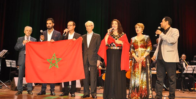 Le festival «Florilège culturel» couronné par la célébration de la Fête du Trône