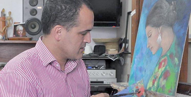 Après Essaouira, Rachid  Benabdellah expose à Taroudant