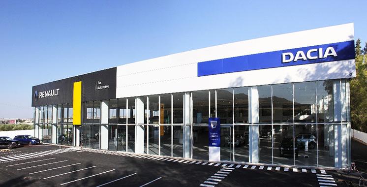 Groupe Renault Maroc  : 43,3% de part de marché et un nouveau site inauguré à Fès