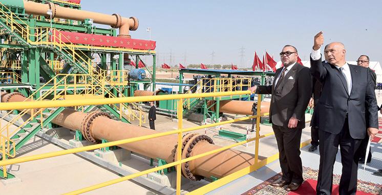 Slurry Pipeline : Le symbole d'une nouvelle ère pour l'industrie phosphatière