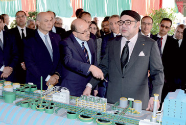 Jorf Lasfar : Un parc industriel  à 14 Milliards DH