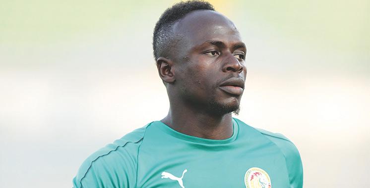 Sénégal : Aliou Cissé remonte  le moral à Sadio Mané