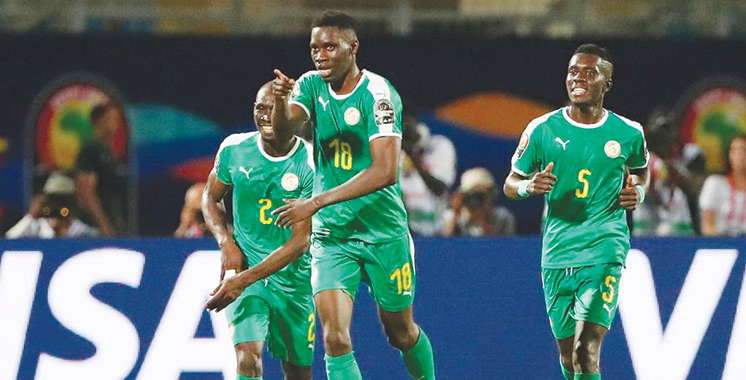 Huitièmes de finale : Le Sénégal se mesurera à l'Ouganda