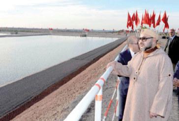 Economie de l'eau et préservation des ressources hydriques : La politique volontariste  se poursuit