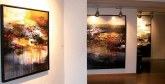Mohammed El Yaakoubi expose ses œuvres à  Rabat