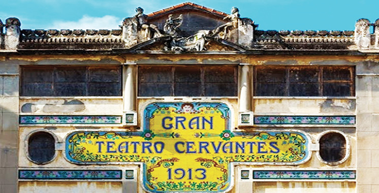 Tanger: Le conseil régional au chevet du Gran Teatro Cervantès et de la Plaza de Toros