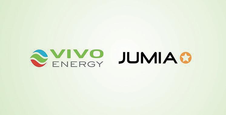 Passez vos commandes chez Vivo Energy via Jumia!