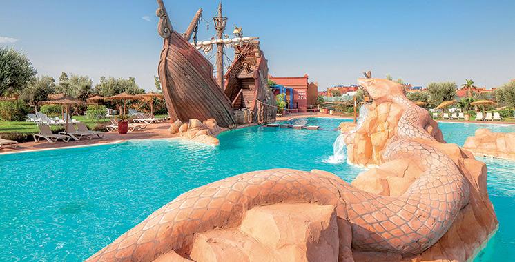 Hôtellerie et loisirs : Le Vizir Center Parc &  Resort fait peau neuve