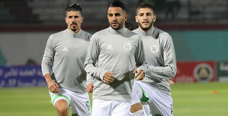 Algérie : Journée de détente pour les «Verts»