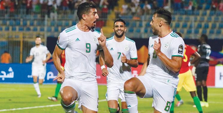 Les Fennecs ont fait respecter la hiérarchie : L'Algérie en mode rouleau  compresseur contre la Guinée