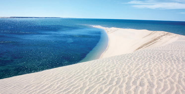 Dakhla intègre le Club des plus belles baies du monde
