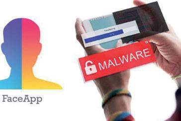 Kaspersky identifie une fausse application FaceApp