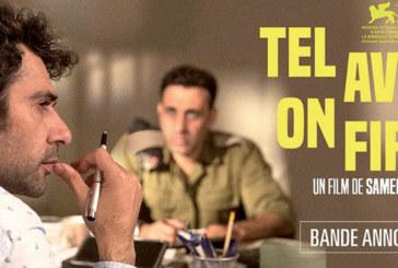 Projection du film «Tel Aviv on Fire» à l'IF d'Oujda