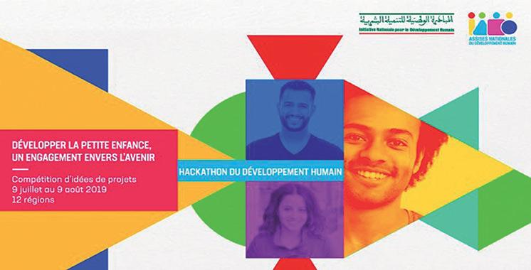 Hackathon du développement humain : Le projet «Tataboue» à la première place