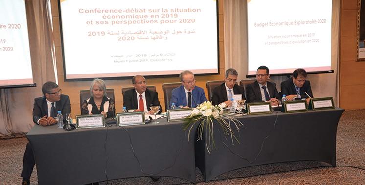 Perspectives économiques du HCP : Une croissance de 3,4% attendue en 2020