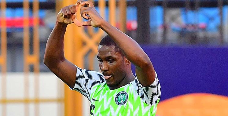 Le Nigérian Odion Ighalo «roi» des buteurs