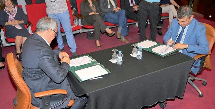 Le Groupe Al Omrane et le CNRST scellent un partenariat