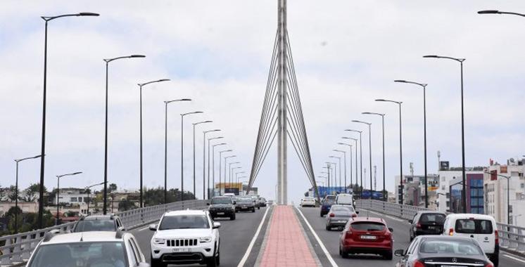 un projet pour décongestionner la métropole : Casablanca tient son pont à haubans