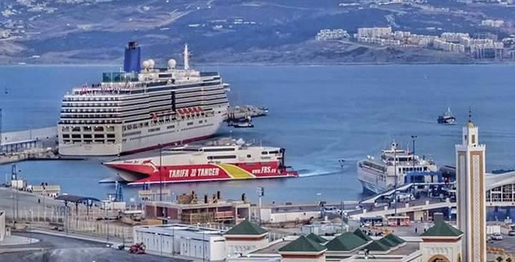 Tourisme de croisière : Hausse de 14,3% du nombre d'escales  dans le port de Tanger ville