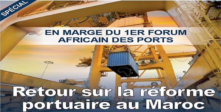 Forum africain des ports : Retour sur la réforme portuaire au Maroc