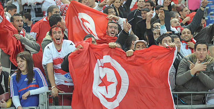 Tunisie : Les supporters bénéficient  d'un prolongement de visa
