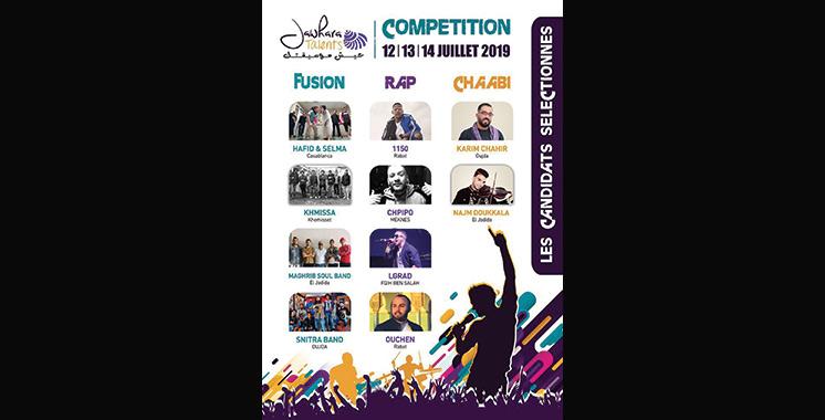 Jawhara Talents : Dix candidats sélectionnés