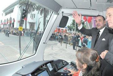 Tramway de Rabat et Casablanca : la mobilité urbaine aux standards modernes