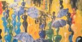 Abdellah Yacoubi expose ses œuvres à El Jadida