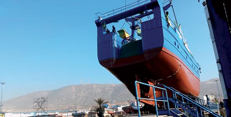 Infrastructures portuaires : Un nouveau chantier naval en projet à Agadir