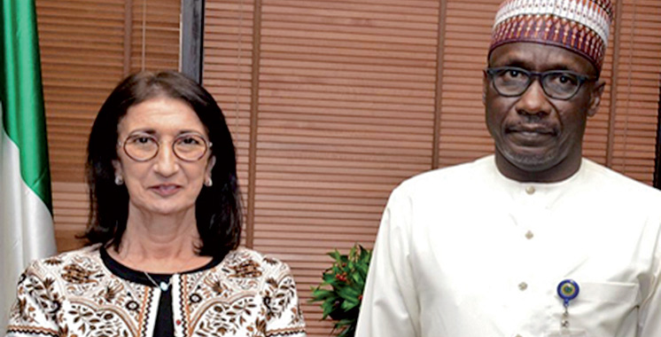 Gazoduc Nigeria-Maroc : Benkhadra fait le point avec les grandes compagnies internationales