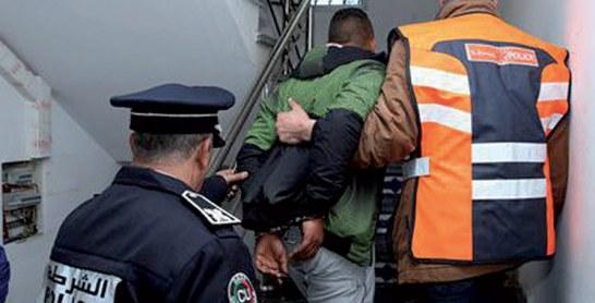 Al Hoceima : 2 à 8 ans de prison  pour quatre trafiquants de cocaïne